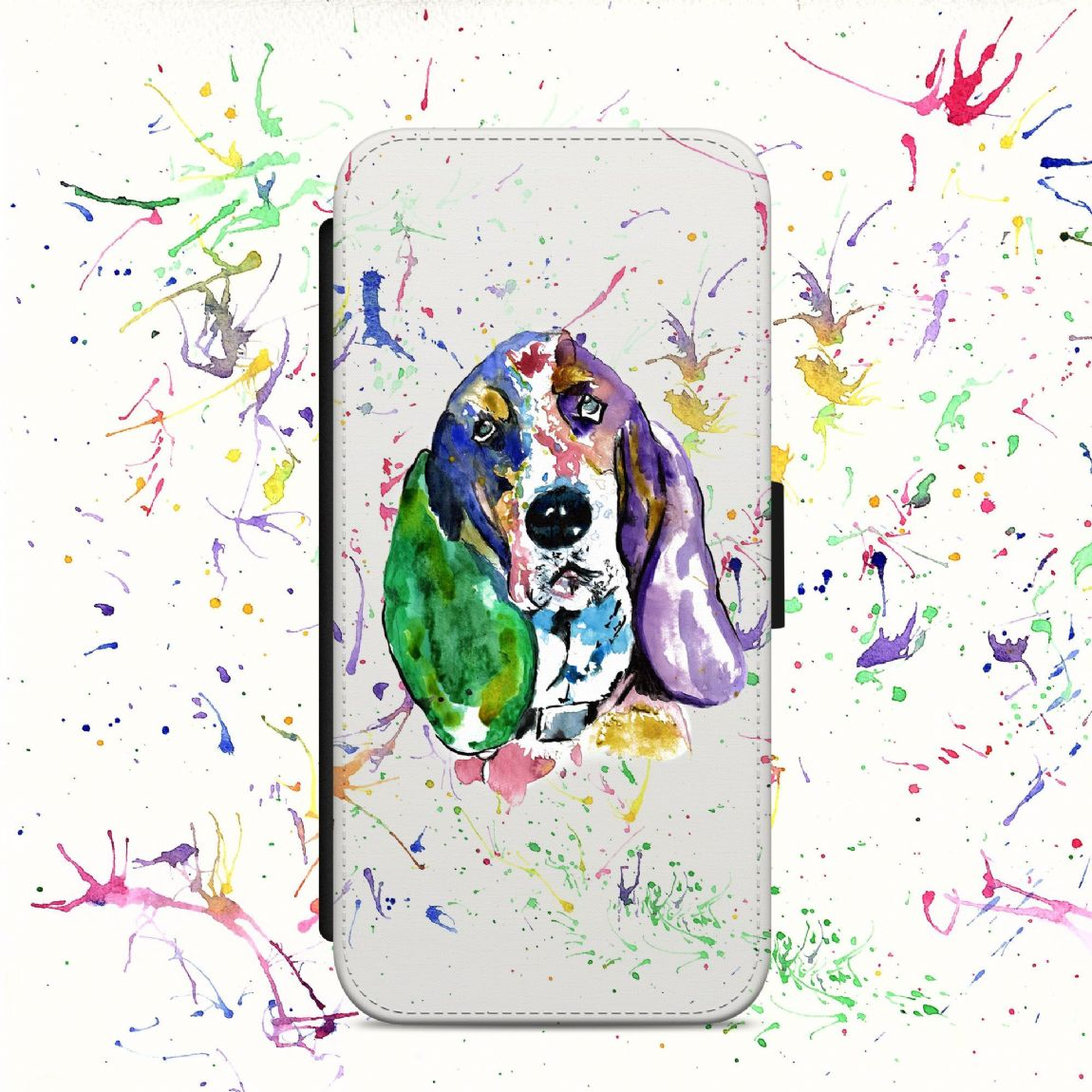 Phone Case (Basset Hound)